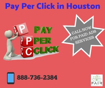 Pay Per Click in Houston