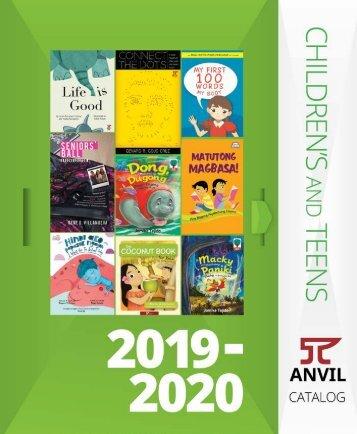 ChildrensTeens Catalog 2019-2020 Compiled