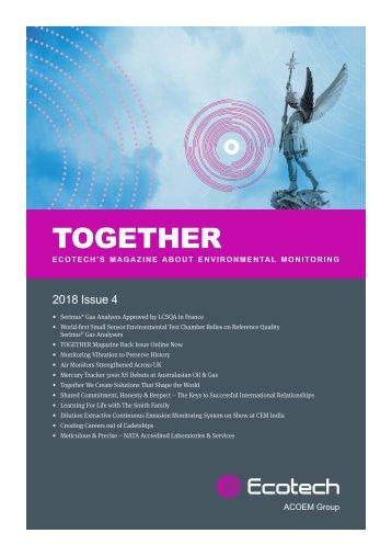 ECOTECH TOGETHER Magazine Issue 4