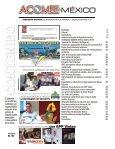 Revista Acomee Mexico - Julio Agosto 2018 - Page 4