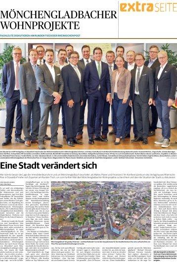 Mönchengladbacher Wohnprojekte  -27.09.2018-
