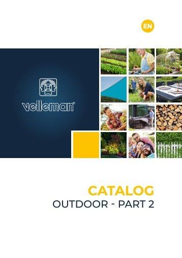 Outdoor Catalogue Part 2 - EN