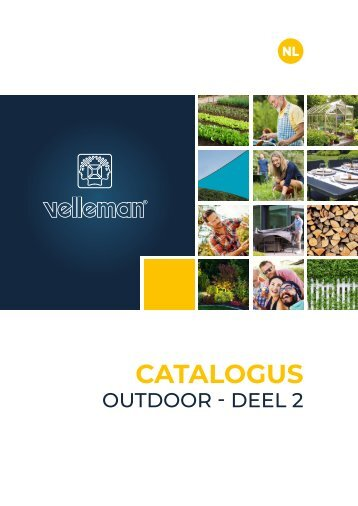 Outdoor Catalogue Part 2 - NL