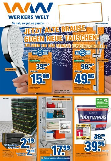Tolle Produkte zu tollen Preisen...