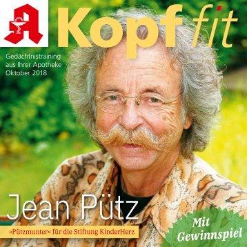 "Leseprobe ""Kopf-fit"" Oktober 2018"