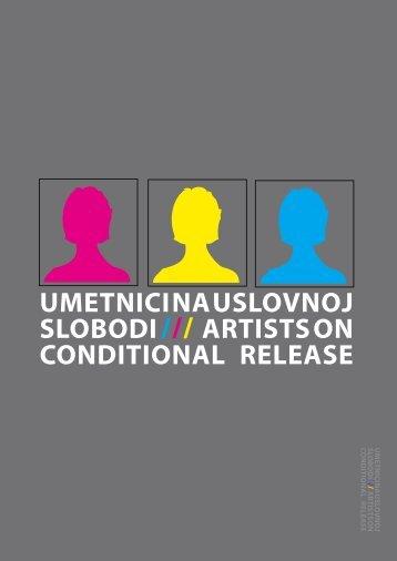 Umetnici na uslovnoj slobodi