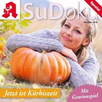 "Leseprobe ""Sudoku-spezial"" Oktober 2018"