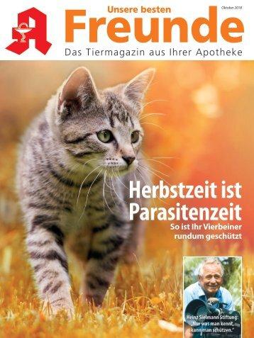 "Leseprobe ""Unsere besten Freunde"" Oktober2018"