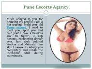 Independent Pune Escorts Girl Swati Sethi