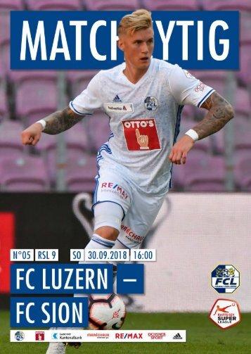 FCL_Matchzytig_NR5_WEB