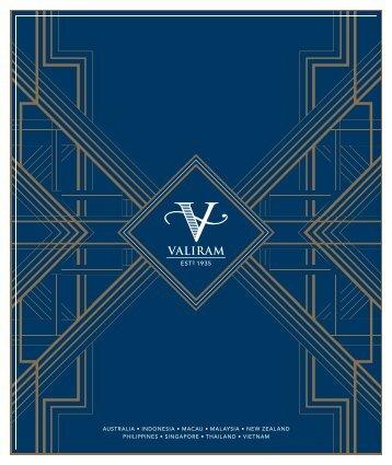 Valiram Corporate Profile