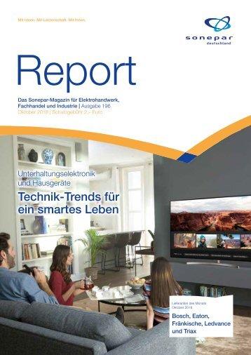 Report Oktober 2018