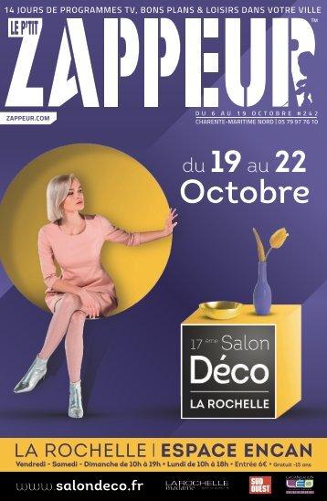 Le P'tit Zappeur - Larochelle #242