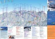 Panoramakarte-Winter