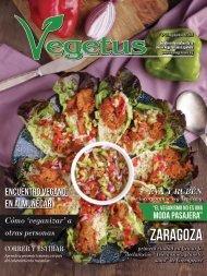 Boletín Vegetus nº 29 Septiembre 2018