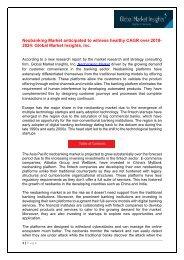 Neobanking Market  PDF