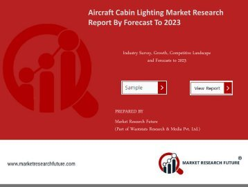 Aircraft Cabin Lighting Market