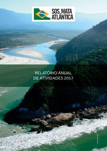 SOSMA - Relatório anual de atividades 2017
