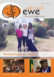 ewe-aktuell 3/ 2018