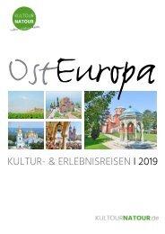 KAT Osteuropa-Reisen 2019