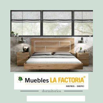 Dormitorios Matrimonial Prov.419