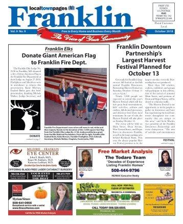 Franklin October 2018