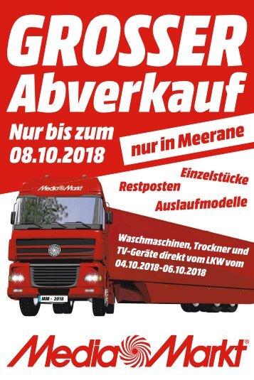 Media Markt Meerane - 03.10.2018