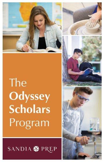 Odyssey Scholars Program - Sandia Prep