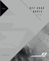 Katalog 2019 › OFFROAD BOOTS › GAERNE Deutschland // emeasy.de