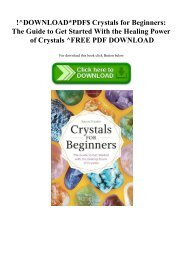 FREE~DOWNLOAD Reiki Healing for Beginners The Practical Guide with