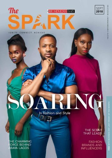 The Spark Magazine (Sept 2018)