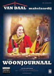 Van Daal Woonjournaal #34, oktober 2018