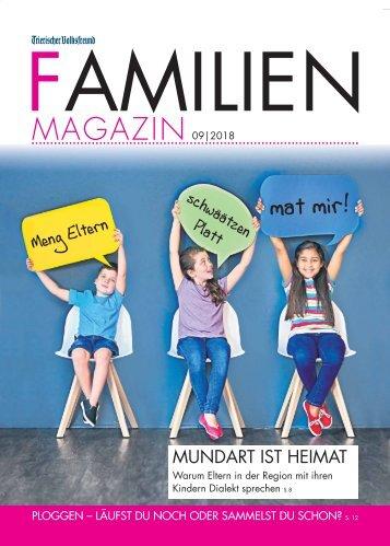 Familienmagazin 09/2018