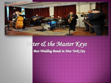 Hire Professional Band for Your wedding Events