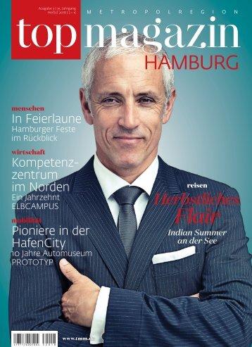 Top Hamburg Herbstausgabe 2018
