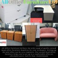 New Office Furniture Hamilton
