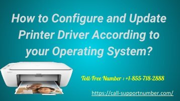 How to Configure and Update Printer Driver According to your Operating System?