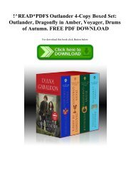 outlander pdf free