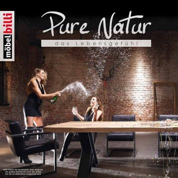 Pure Natur - möbel billi