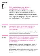 COMMUNICATING ARCHITECTURE Frankfurter Buchmesse 2018| Halle 4.1, Stand J75 - Page 2