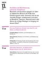 COMMUNICATING ARCHITECTURE Frankfurter Buchmesse 2018| Halle 4.1, Stand J75 - Page 4