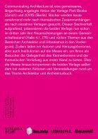 COMMUNICATING ARCHITECTURE Frankfurter Buchmesse 2018| Halle 4.1, Stand J75 - Page 6