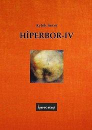 Aytek Sever - Hiperbor - IV