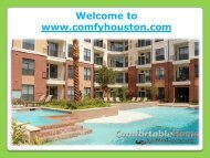 Houston Corporate Apartments