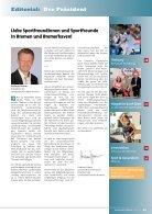 BREMER SPORT Magazin | Oktober 2018 - Page 3