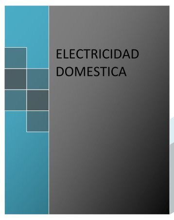 Electricidad Domestica