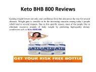 Keto BHB 800? It's Easy If You Do It Smart