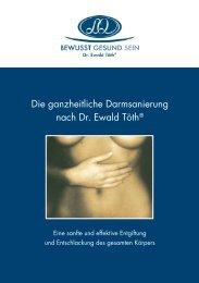 nach Dr. Ewald Töth® - Bewusst Gesund