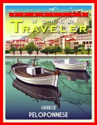 American World Traveler Fall 2018 Issue