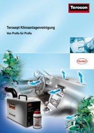 Terosept Klimaanlagenreinigung - Loctite
